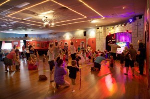 Tiddlywinks Dance and Play Cafe