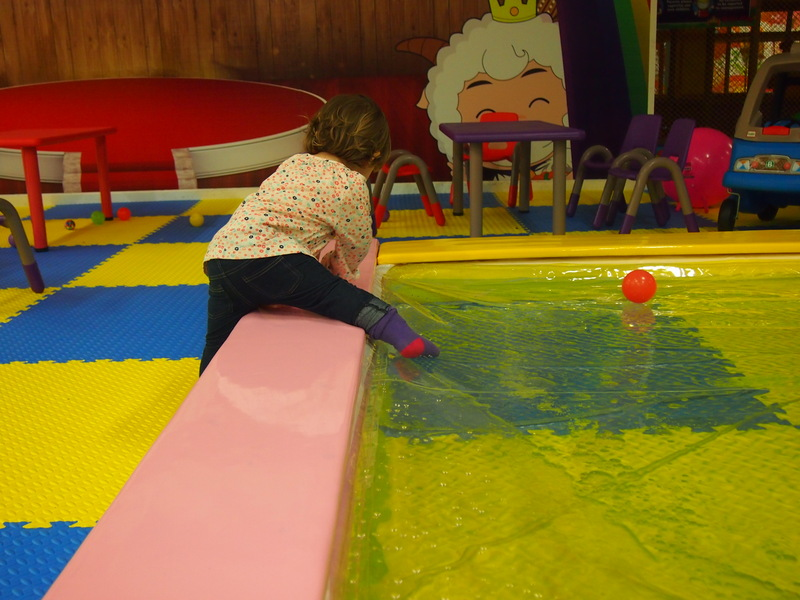 Colourful Equipment  - Hello Let's Play Indoor Play Centre