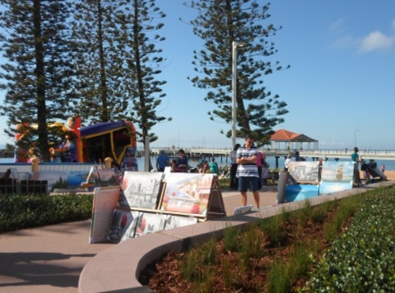 redcliffe jetty markets, brisbane markets